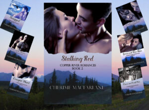 Copper River Romances contemporary, native american series.